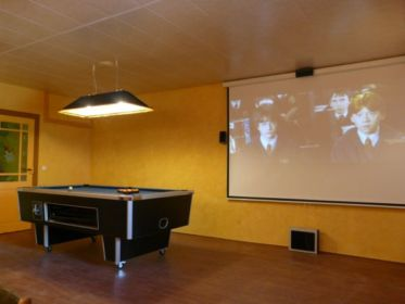 Billard Bar Video