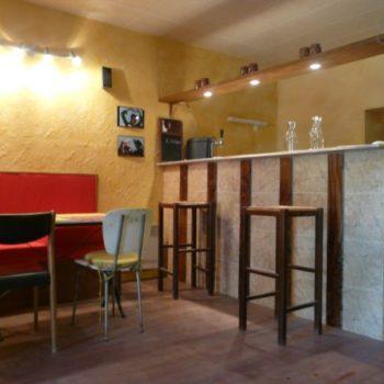Gite de La Grange - Le bar - Gite de France