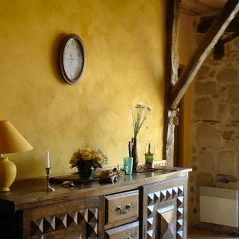 Gite de La Grange - Le Grand Gite - Le salon - Gite de France